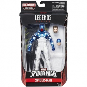 Amazing Spider-Man Marvel Legends Wave 8 Action Figure Cosmic Spider-Man