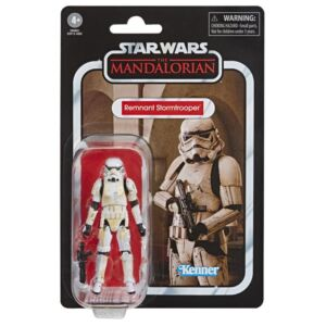 Star Wars The Vintage Collection The Mandalorian Remnant Stormtrooper 3.75 Inch Figure