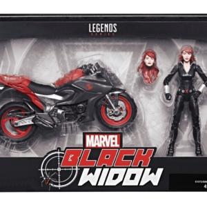Avengers Marvel Legends Ultimate 6-Inch Action Figure Black Widow