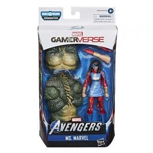 Avengers Video Game Marvel Legends 6-Inch Action Figure Wave 1 Ms. Marvel