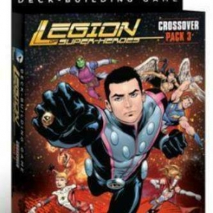 DC Comics - Deck Building Game Legion of Super-Heroes Expansion