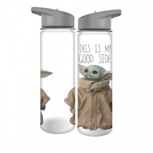 Mandalorian The Child Water Bottle