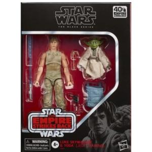 Star Wars Luke Skywalker & Yoda