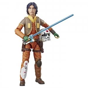 Star Wars Black Series Rebels 6 Inch Action Figure Ezra Bridger