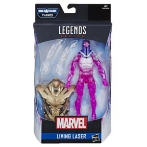 Avengers Marvel Legends 6-Inch Action Figure Wave 3 Living Laser
