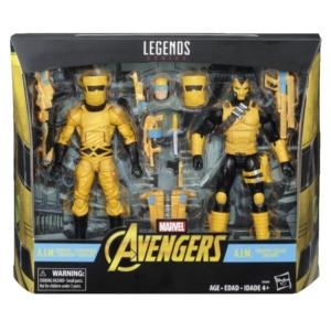 Marvel Legends A.I.M. Scientist & Shock Trooper Exclusive