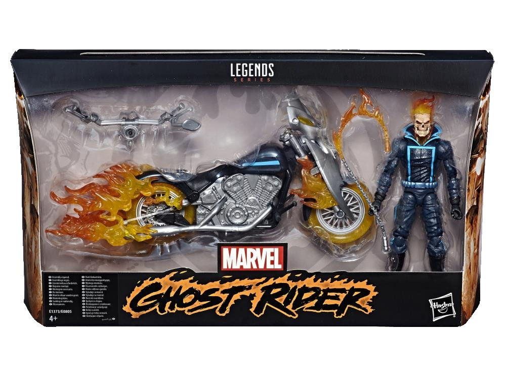 Avengers Marvel Legends 6-Inch Ultimate Action Figure Ghost Rider