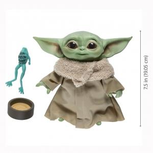 Star Wars The Mandalorian The Child 7.5 inch Talking Plush