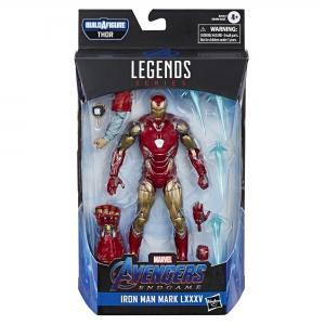 Avengers Marvel Legends Thor Wave 6 Inch Action Figure Iron Man Mark LXXXV