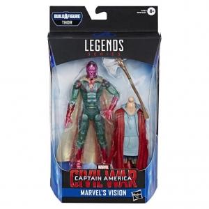 Avengers Marvel Legends Thor Wave 6 Inch Action Figure Marvel's Vision