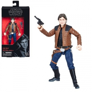 Star Was The Black Series 6 Inch Action Figure Han Solo