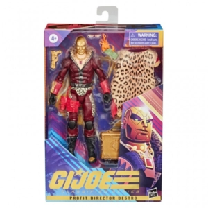 G.I. Joe Classified Series 6-Inch Action Figure Darkling