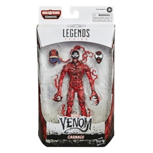 Venom Marvel Legends 6 Inch Action Figure Venompool Wave 1 Carnage