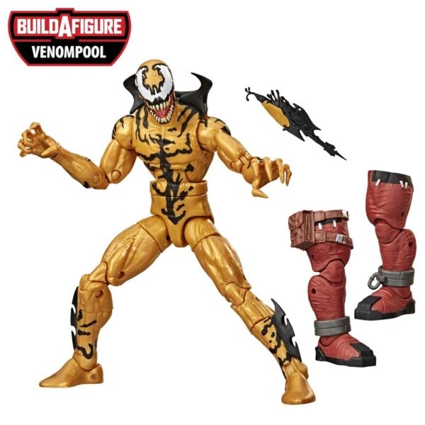 Venom Marvel Legends 6 Inch Action Figure Venompool Wave 1 Phage