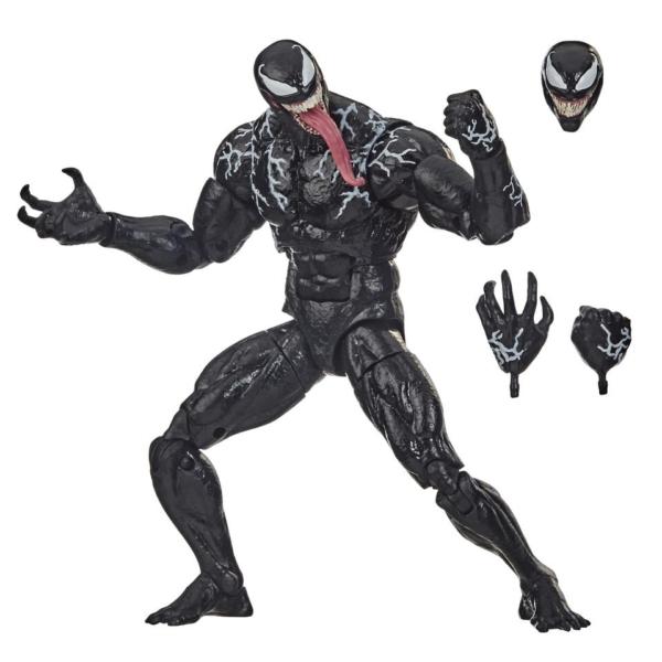 Venom Marvel Legends 6 Inch Action Figure Venompool Wave 1 Venom