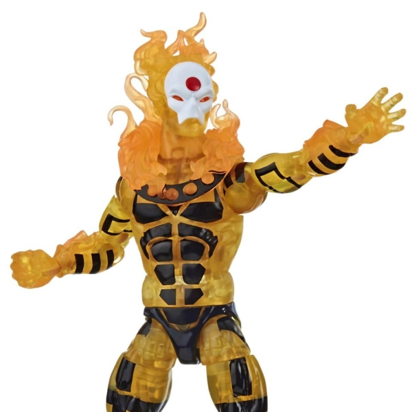 X-Men Marvel Legends 2020 6-Inch Action Figure Wave 1 (Sugar Man) Sunfire