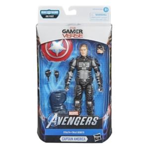 Avengers Video Game Marvel Legends 6 Inch Action Figure Joe Fixit Wave Captain America