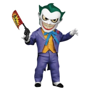 Batman: The Animated Series Joker EAA-102 Action Figure - Previews Exclusive