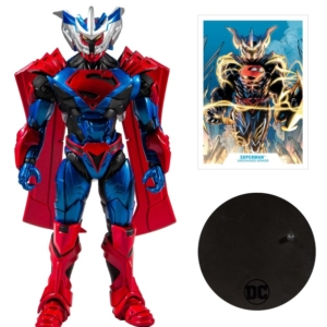DC Armored Wave 1 7 Inch Action Figure Superman Unchained