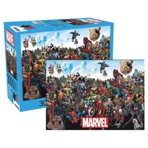Marvel Comics Cast 3000 Piece Puzzle
