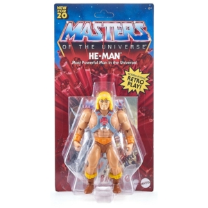 Masters of the Universe Origins 5.5 Inch Action Figure He-Man