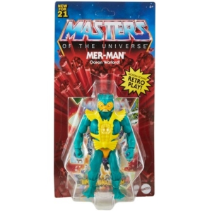Masters of the Universe Origins 5.5 Inch Action Figure Mer-Man