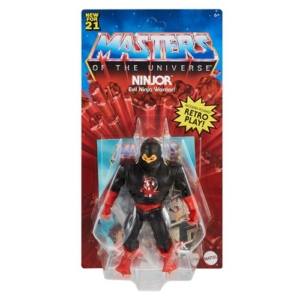 Masters of the Universe Origins 5.5 Inch Action Figure Ninjor