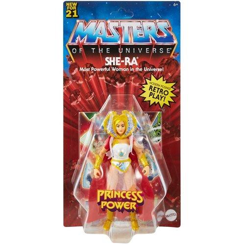 Masters of the Universe Origins 5.5 Inch Action Figure She-Ra