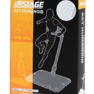 Bandai Tamashii Stage Act. 4 for Humanoid Clear Stand Set
