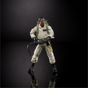 Ghostbusters Plasma Series 6-Inch Action Figures Wave 1 Zeddemore