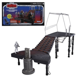 Star Wars The Vintage Collection Carbon-Freezing Champer Playset with Stormtrooper Action Figure