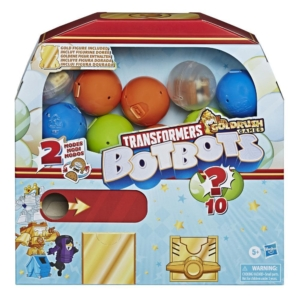 Transformers Toys BotBots Surprise Unboxing: Gumball Machine