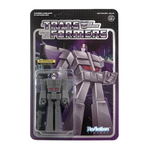 Transformers 3.75 Inch ReAction Figure Astrotrain