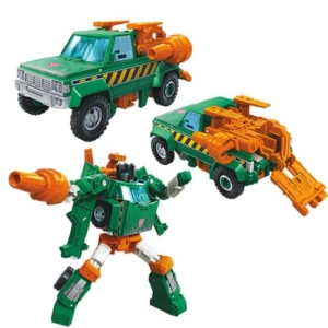 Transformers Generations War for Cybertron Earthrise Deluxe Hoist