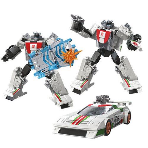 Transformers Generations War for Cybertron Earthrise Deluxe Wheeljack