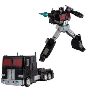 Transformers Masterpiece Edition MP-49 Black Convoy (Nemesis Prime)