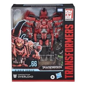 Transformers Studio Series Premier Leader Overload