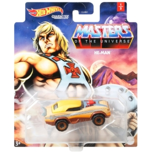 Masters of the Universe Hot Wheels Character Car He-Man