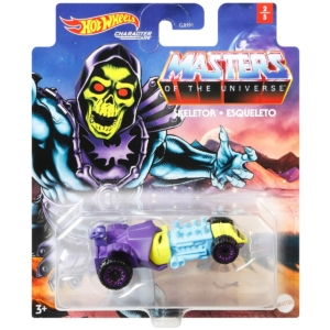 Masters of the Universe Hot Wheels Character Car Skeletor