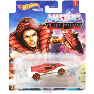 Masters of the Universe Hot Wheels Character Car Teela