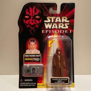 Star Wars Episode I - The Phantom Menace Anakin Skywalker (Naboo) with Comlink Unit