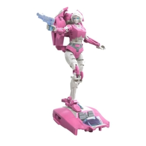 Transformers Generations War for Cybertron Earthrise Deluxe Wave 2 Arcee