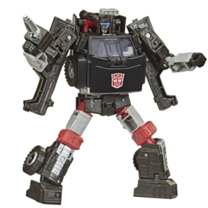 Transformers Generations War for Cybertron Earthrise Deluxe Wave 3 Trailbreaker