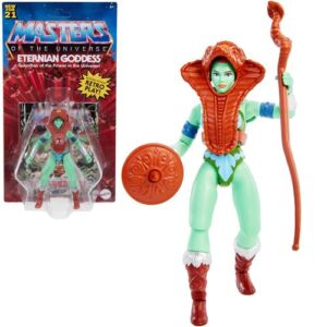 Masters of the Universe Origins 5.5 Inch Action Figure Green Goddess
