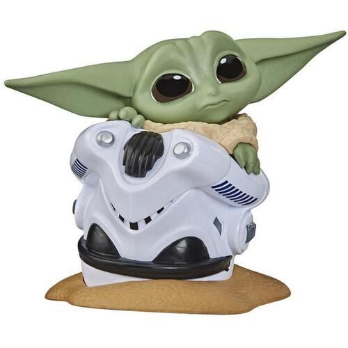 Star Wars the Mandalorian Baby Bounties Wave 2 Helmet Hide