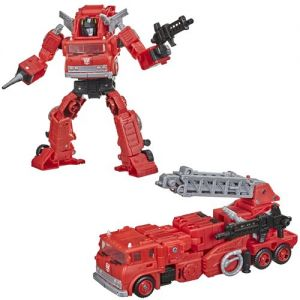 Transformers War for Cybertron Kingdom Voyager Inferno