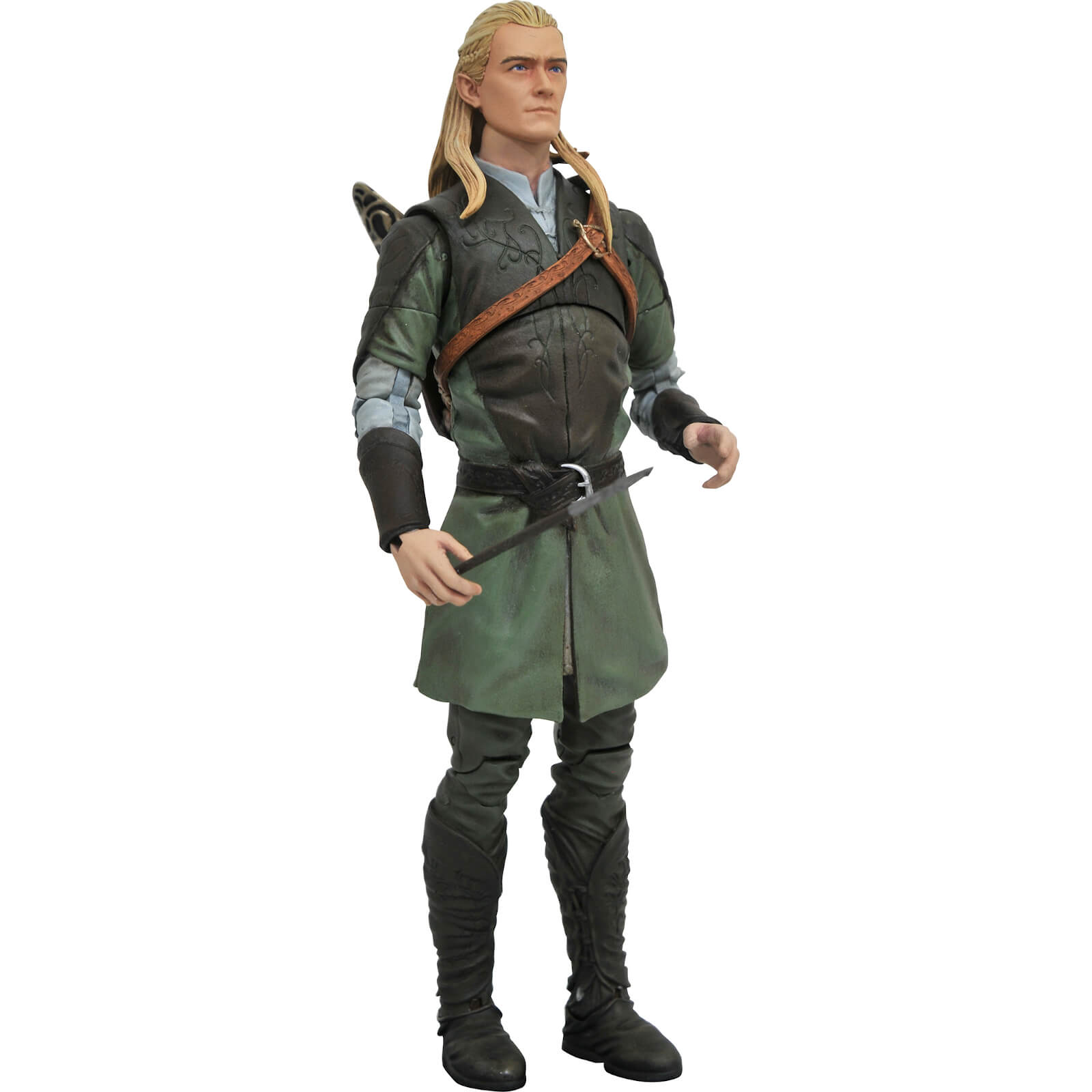 Lord of the Rings Diamond Select Series 1 7-Inch Action Figures Legolas
