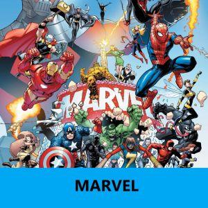 Action Figures - Marvel