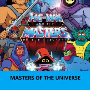 Action Figures - Masters of the Universe