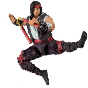 Mortal Kombat Series 5 7-Inch Action Figure Liu Kang
